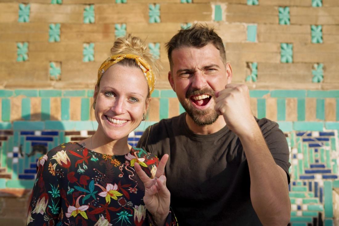 Kati und Hermann Reiseblog Bunt um die Welt