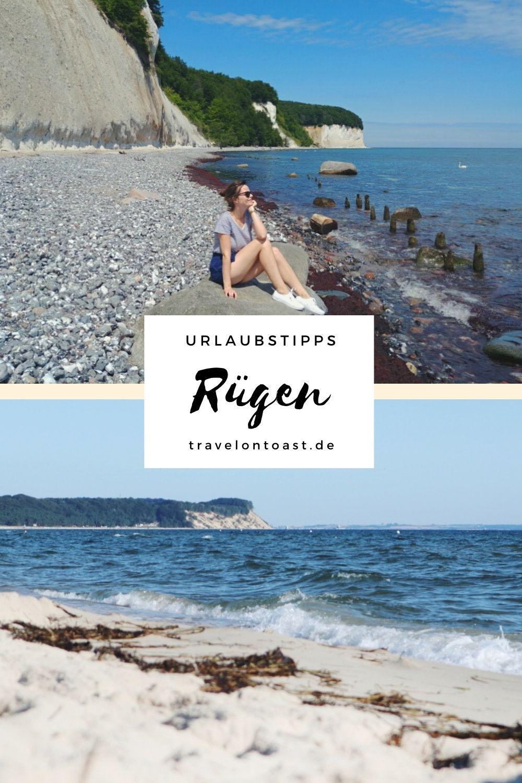 Träumst du vom Rügen Urlaub auf Deutschlands größter Insel? Mit Kreidefelsen, Ostsee Strand und Seebrücken? Im Blog findest du die besten Rügen Tipps einer Einheimischen - ob für Sehenswürdigkeiten, schöne Orte oder Essen. Mit diesen Insidertipps kannst du Rügen mal anders erleben!