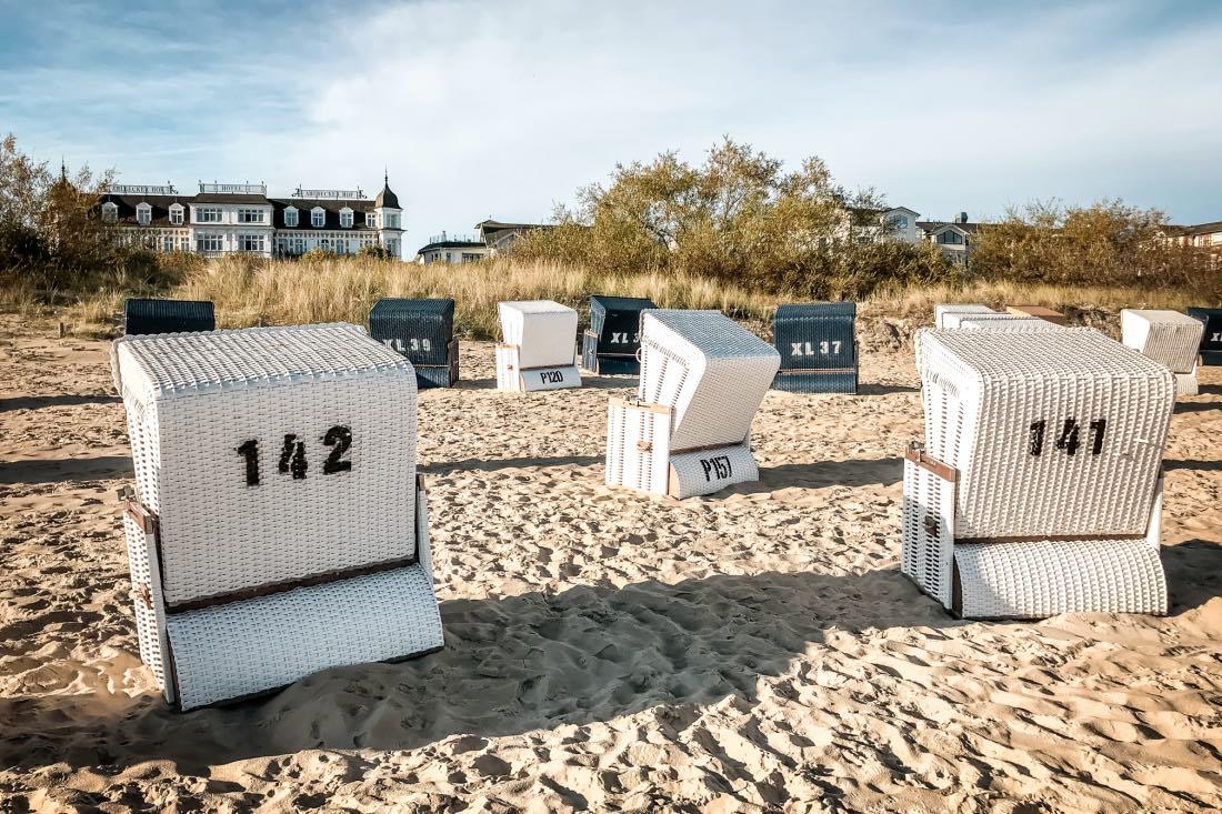 Urlaub auf der Insel Usedom