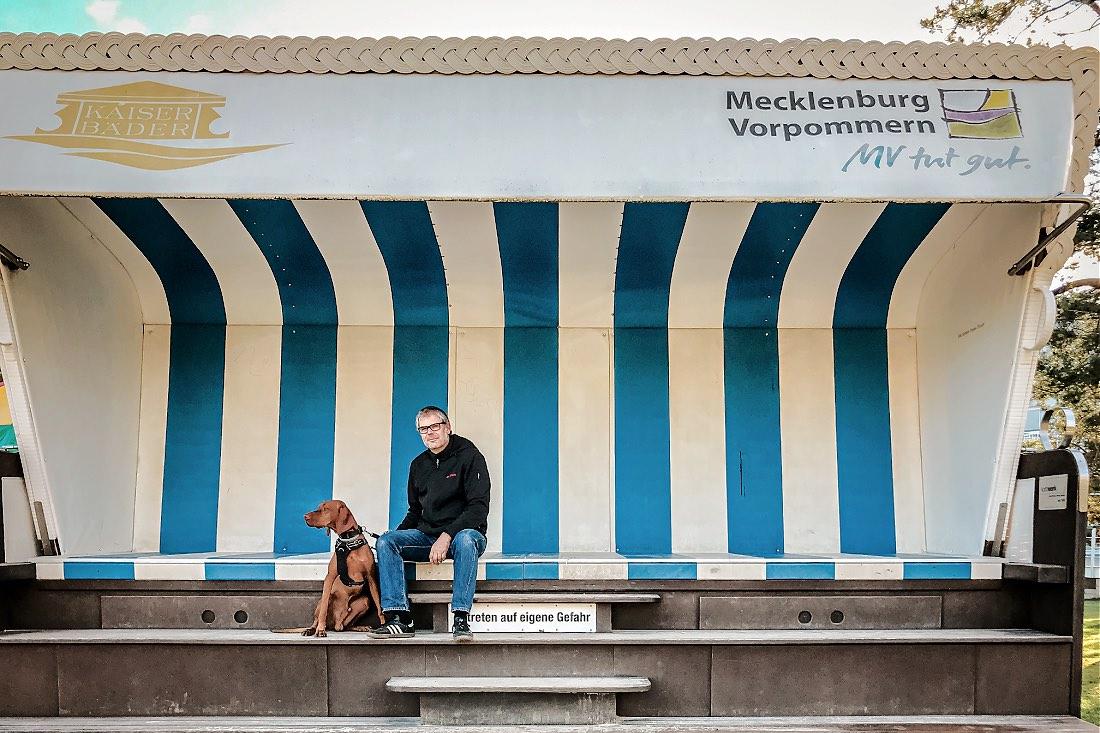 Heringsdorf Größter Strandkorb der Welt