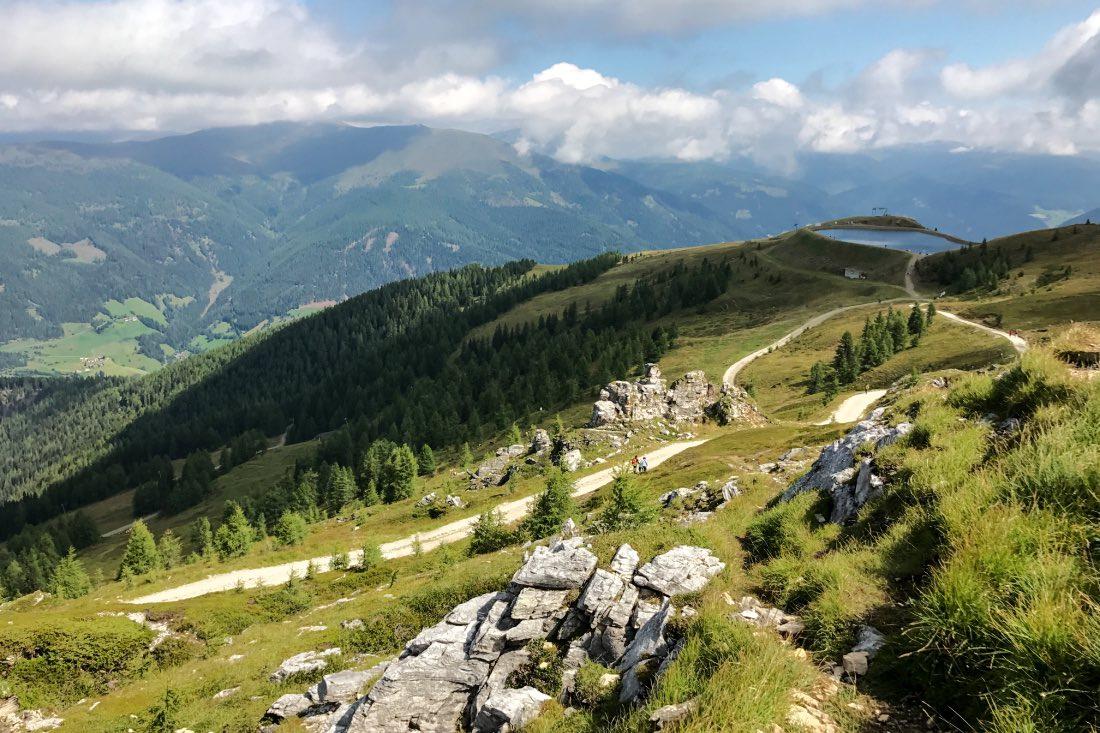 Kaiserburg Berg in Österreich