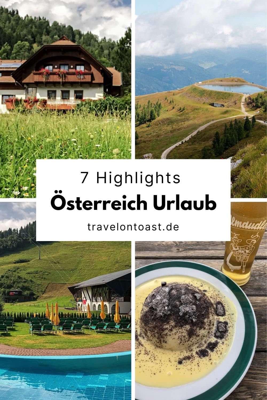 (Werbung @feelaustria) Malerische Bergwelten, interessante Städtereisen und geniales Essen – daran denke ich beim Österreich Urlaub. Im Reiseblog findest du meine persönlichen Österreich Highlights: die schönsten Orte, Sehenswürdigkeiten und Erlebnisse für alle Fans von Natur, Kultur und leckerem Essen.