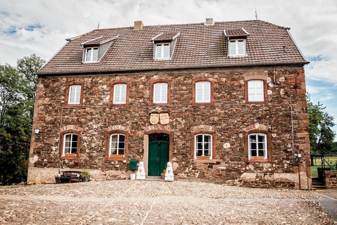 Burg Blens