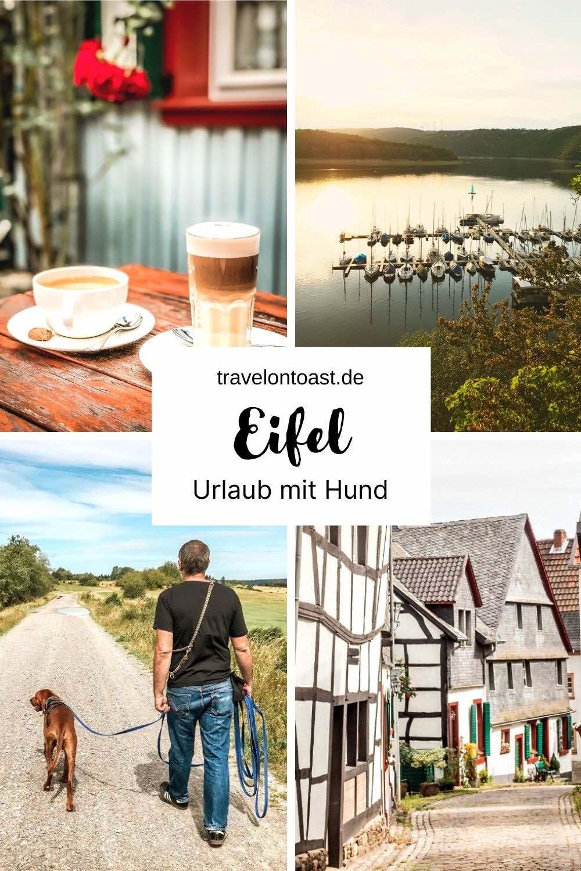 Im Sommer 2020 erlebten wir die Eifel mit Hund. Wir verbrachten ein Wochenende in einer hundefreundlichen Ferienwohnung beim Rursee. Dort besuchten wir NRW Ausflugsziele und Sehenswürdigkeiten wie einen Hundestrand, das Geisterdorf Wollseifen im Nationalpark Eifel, schöne Fachwerkstädte wie Bad Münstereifel, Burg Reifferscheid sowie tolle Restaurants. Im Reiseblog findest du meine Tipps für euren Eifel Urlaub mit Hund.