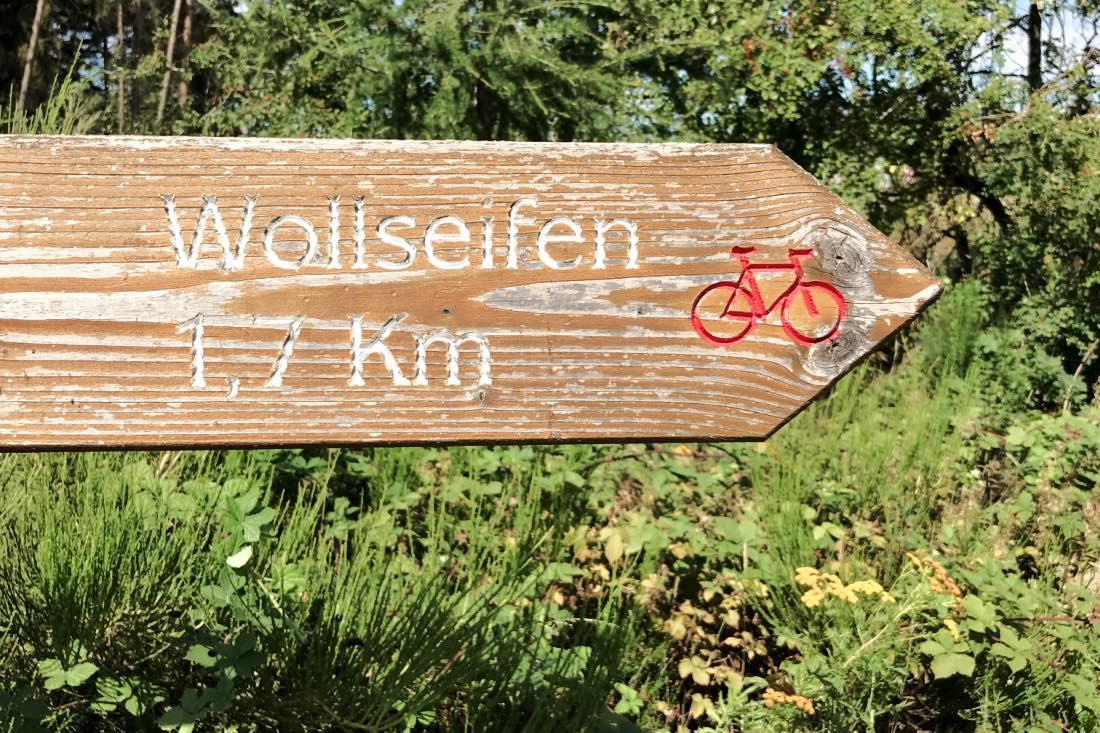 Geisterdorf Wollseifen