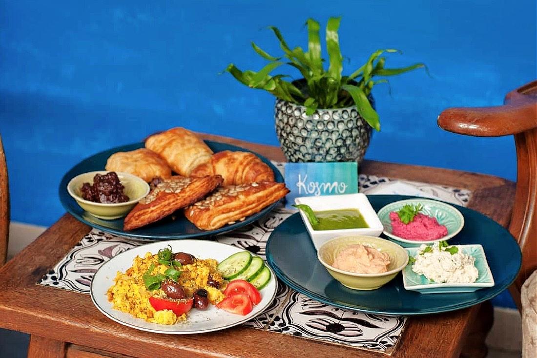 vegan in Mönchengladbach Cafe Kosmo