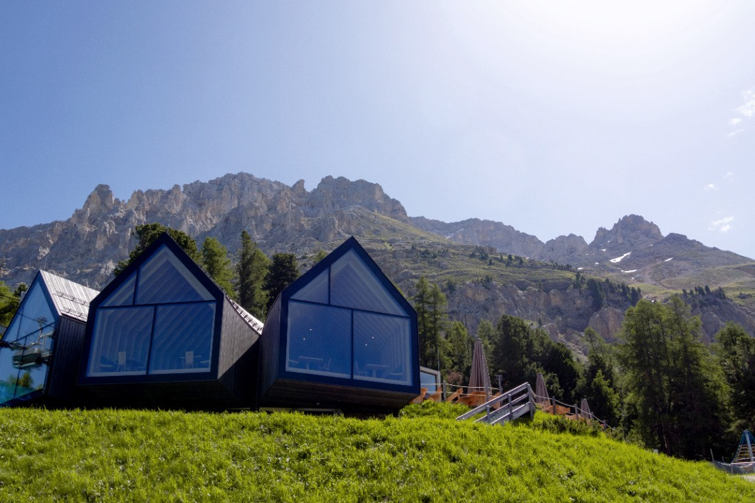 Berghütte Oberholz