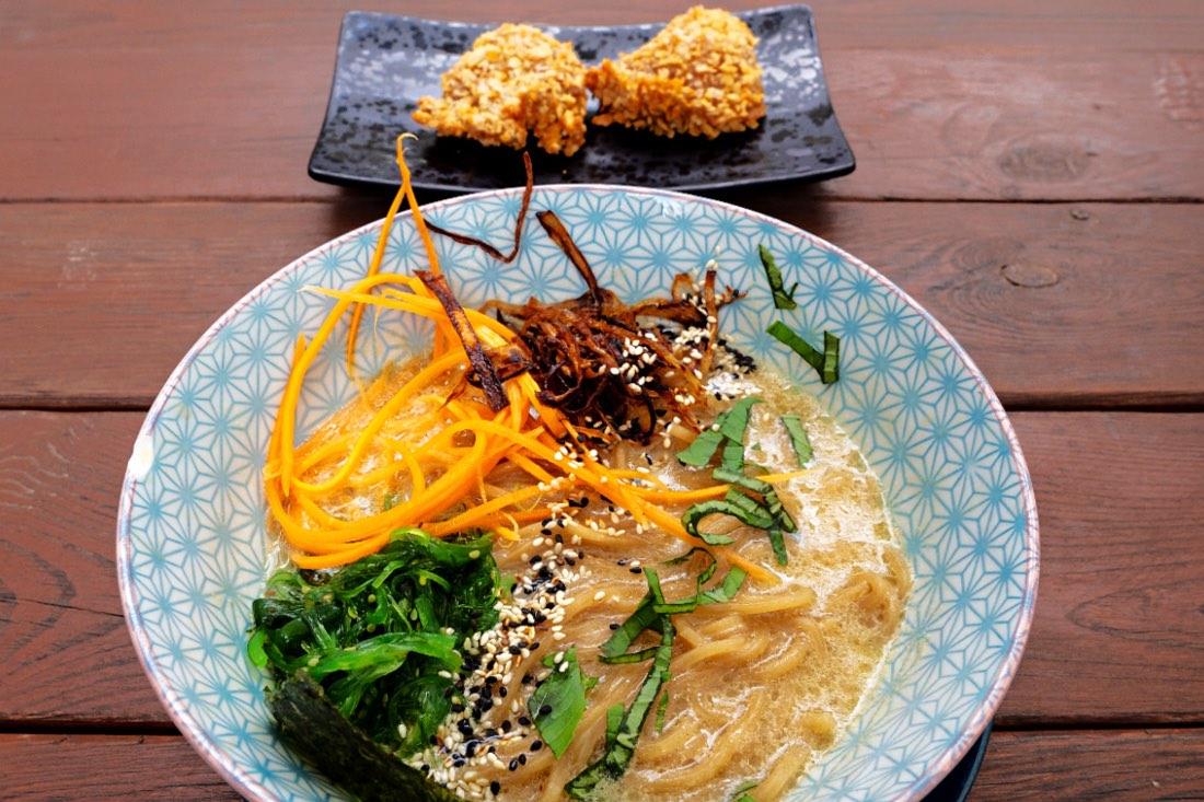 Umi Ramen Restaurant vegan Option