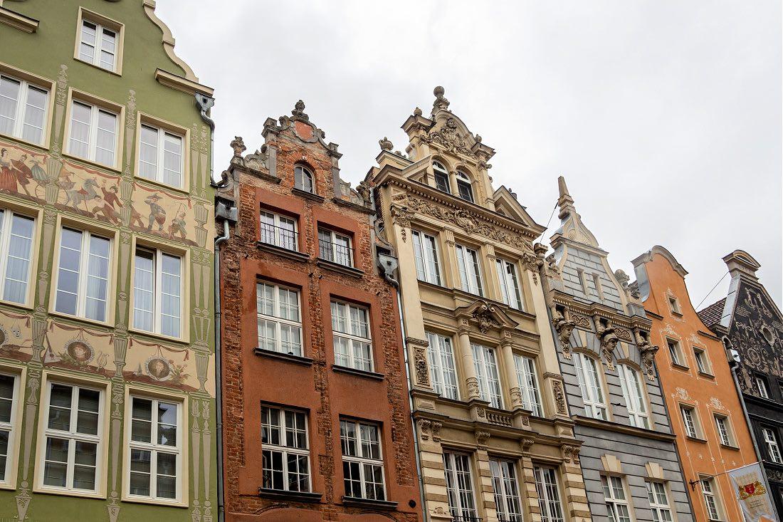 Rechtstadt in Polen