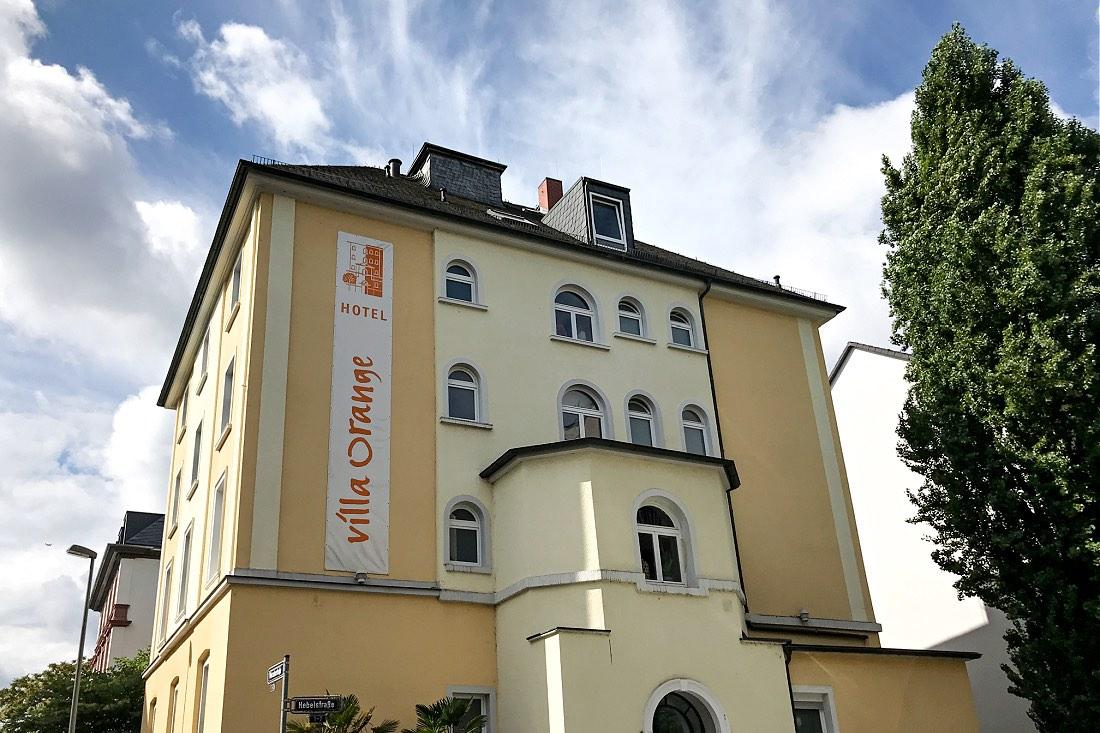 Biohotel Villa Orange Frankfurt