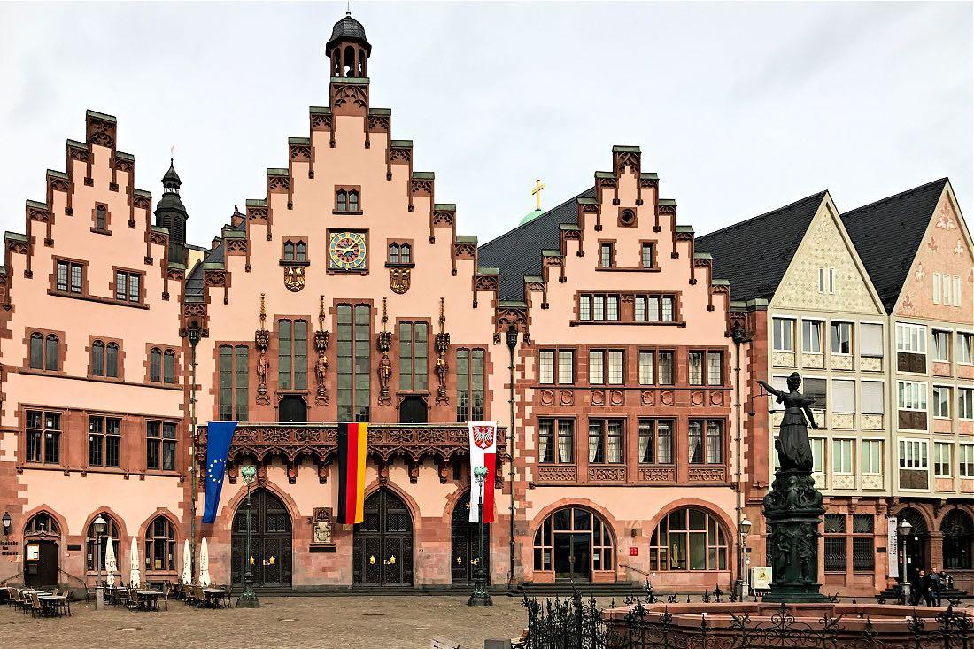Römer Frankfurt Rathaus