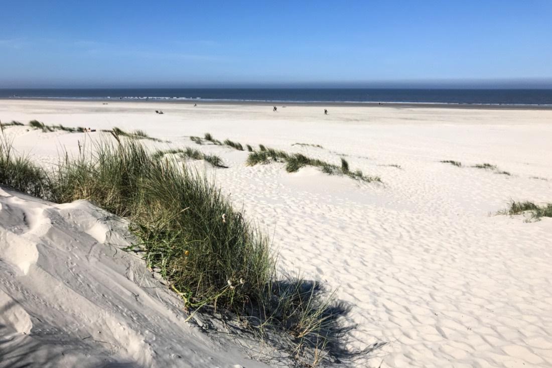 Strand Urlaub Holland