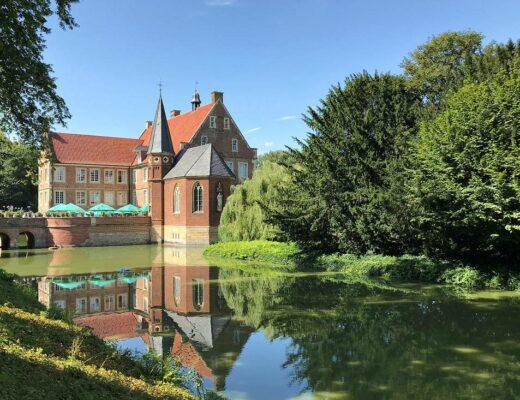 Burg Hülshoff Münsterland Tipps