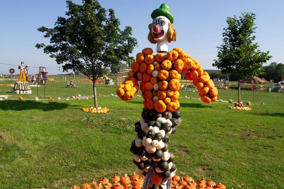 Pumpkins exhibition