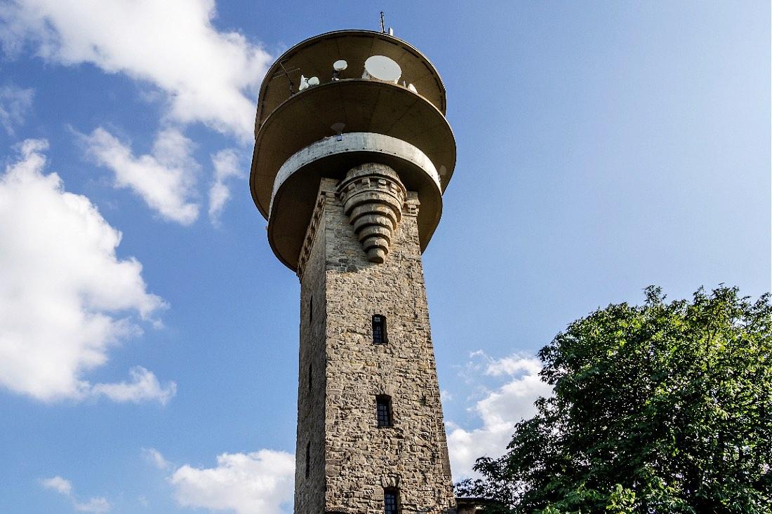 Longinusturm Aussichtsturm im Münsterland