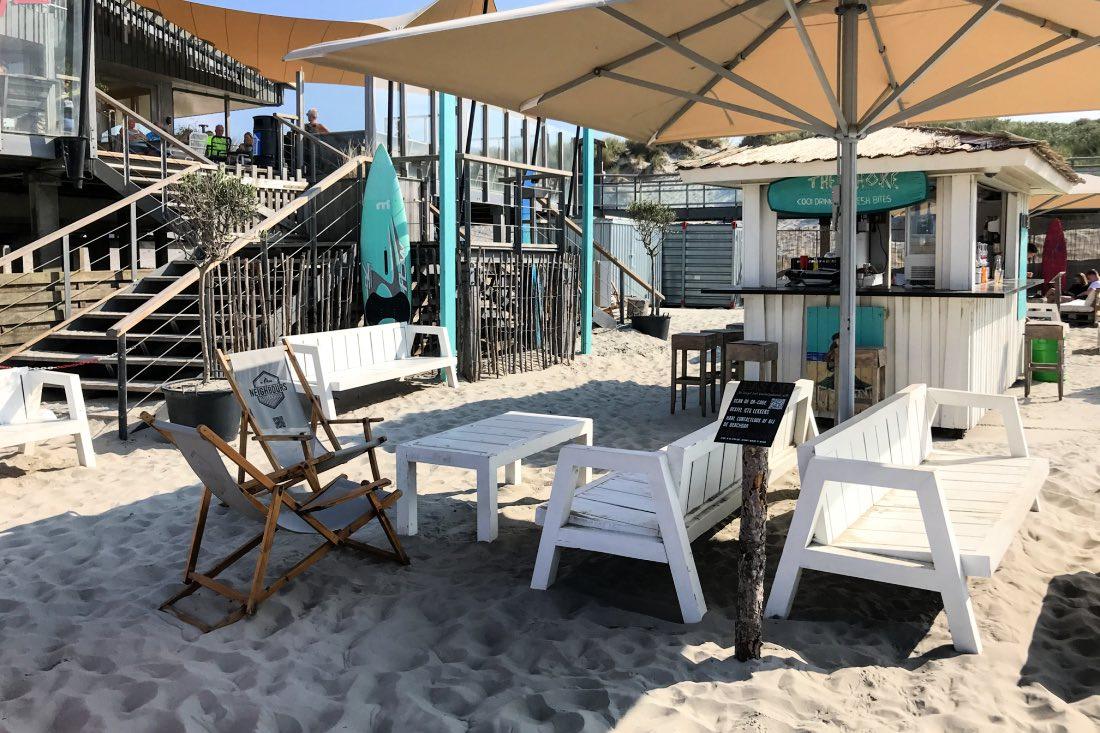 Strandpavillon Ameland