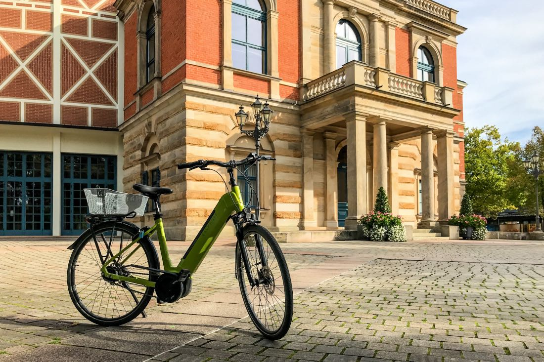 Bayreuth E-Bike mieten