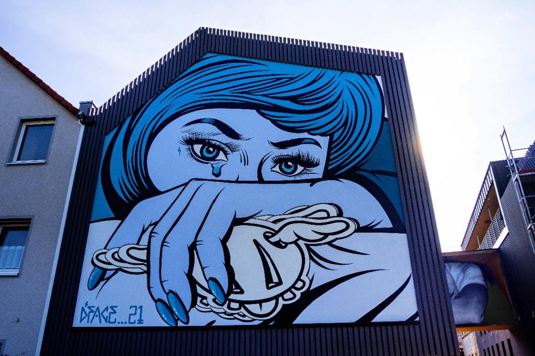 Liebesbier Urban Art Hotel Bayreuth